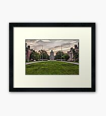 University of Rochester Framed Print