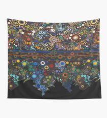 Tapastry Abstract Lace Patterns Wall Tapestry