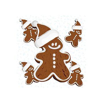 Christmas Cookies by AYmanee