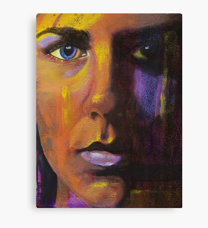 I Find It Hard to Take Canvas Print