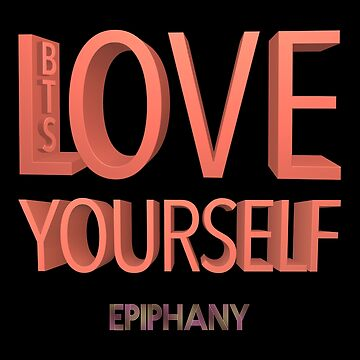 BTS: Epiphany - LOVE YOURSELF by InniCo