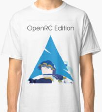 Parabola Open RC Edition Arch Waifu Classic T-Shirt