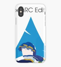 Parabola Open RC Edition Arch Waifu iPhone Case