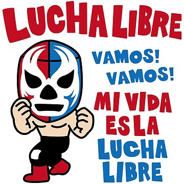 LUCHA LIBRE#51 by rk58rk58