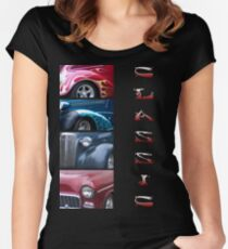Classics 6 Women's Fitted Scoop T-Shirt