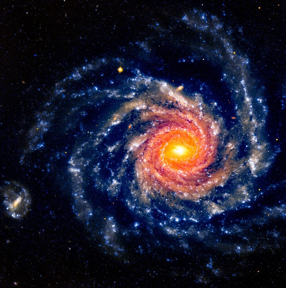Galaxy by Space Prints