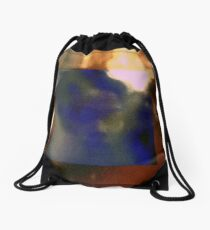 Singularity: in and out of a crowd Drawstring Bag