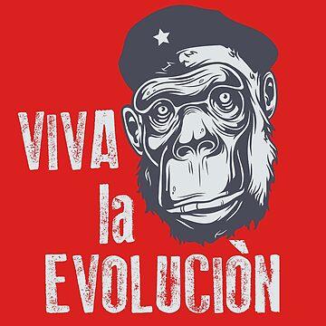 Viva la Evolucion by ExpApparel
