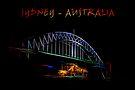 Electrified Sydney by Ray Warren