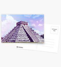 El Castillo Postcards