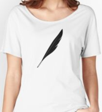 Riftwing's Feather Quill Women's Relaxed Fit T-Shirt