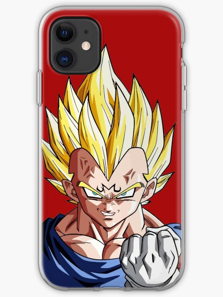 Proud Prince Vegeta iphone case