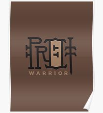 WoW Brand - Protection Warrior Poster