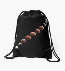 Lunar Eclipse - December 10 2011 Drawstring Bag