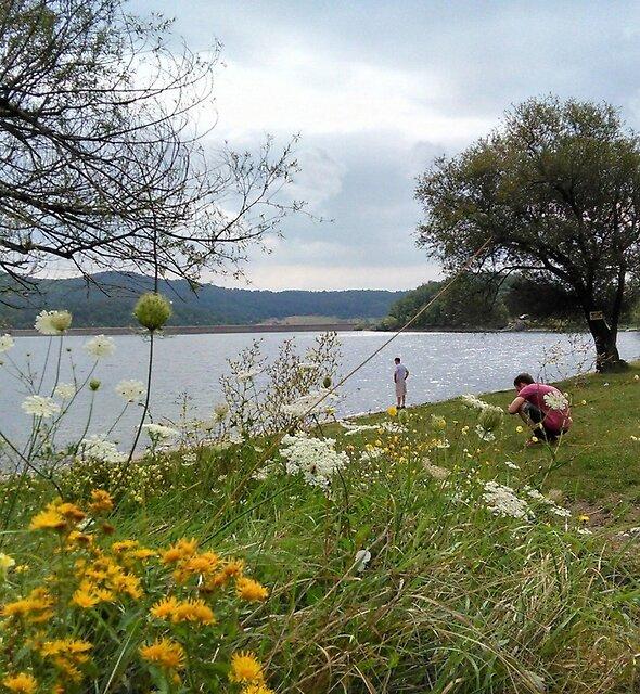 Lake Bor   (Borsko jezero) by Ana Belaj