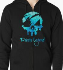 You Know Who You Are Zipped Hoodie