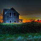 House on The Hill by PFrogg