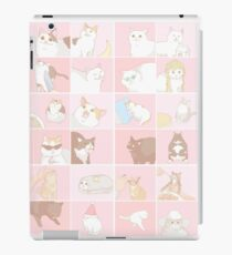 Meme cats iPad Case/Skin