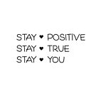 Stay YOU! by Neelai