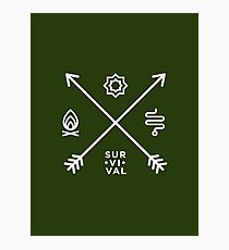 WoW Brand - Survival Hunter Photographic Print