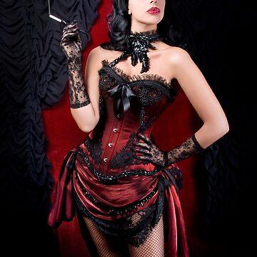 Burlesque by phantomorchid