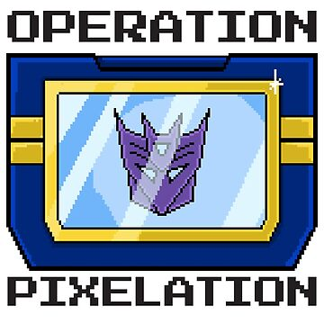 TF Pixelations - Soundwave by deadbunneh