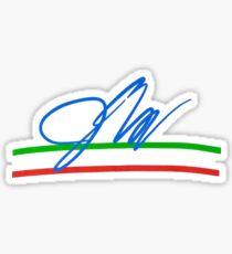 Jake Paul Autograph merchandise  Sticker