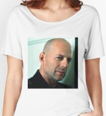 Bruce Willis Women's Relaxed Fit T-Shirt
