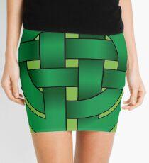 Shield knot Mini Skirt
