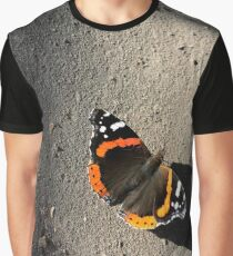 The Butterfly Graphic T-Shirt