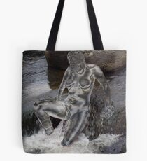 The waterfall maiden Tote Bag