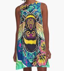 Hummel A-Linien Kleid