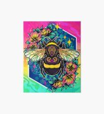 Bumblebee  Art Board Print