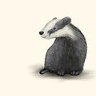 Little Badger by Rachel Blackwell