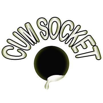 CUM-SOCKET II by TEETEASER