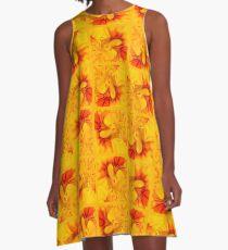 Inner Sanctum A-Line Dress