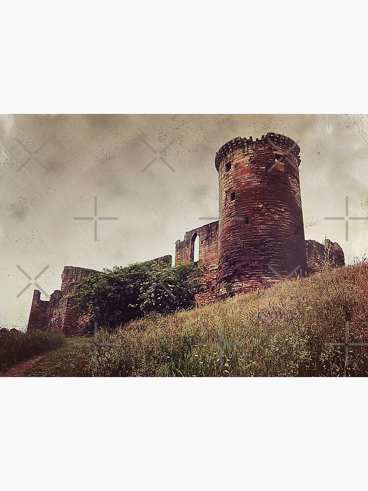 Ruins of Bothwell Castle by BethsdaleArt