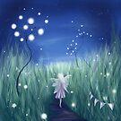 Fairy Night by Rachel Blackwell