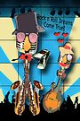 Rock n Roll Dreams Come True by Terri Chandler