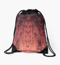 The Dark Tower Drawstring Bag