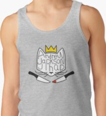 Andrew Jackson Jihad Knife Cat T-Shirt