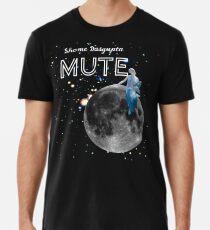 Mute - Cover Art Premium T-Shirt