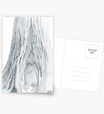 The Old Tree Postcards