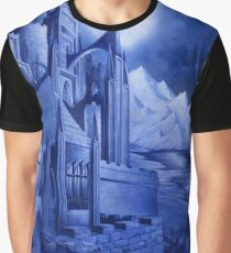 The Tower of the Moon Graphic T-Shirt