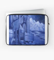 The Tower of the Moon Laptop Sleeve