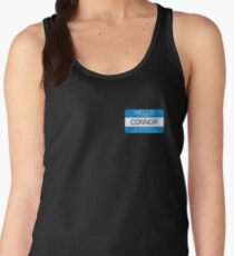 Conner Name Tag Women's Tank Top
