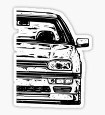 "Golf MK3 MK3 ""OLS"" Sticker"