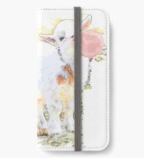 Little Goat Bubble Gum iPhone Wallet/Case/Skin
