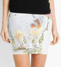 Little Goat Bubble Gum Mini Skirt