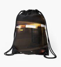 no-bottom elevator Drawstring Bag
